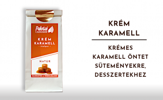 Krém karamell